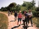 Wanderung zum Csibik-See